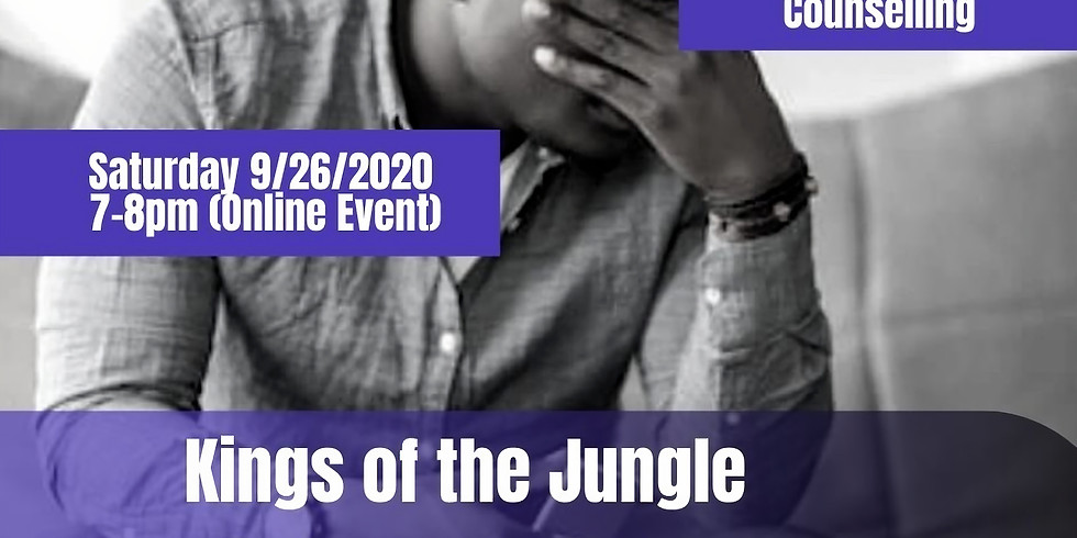 Kings of the Jungle Mens Group
