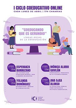 Ciclo online coeducativo