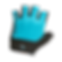 Womens Attack Glove Blue.png