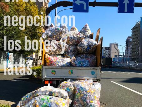 Botes y latas un gran negocio en muchos países