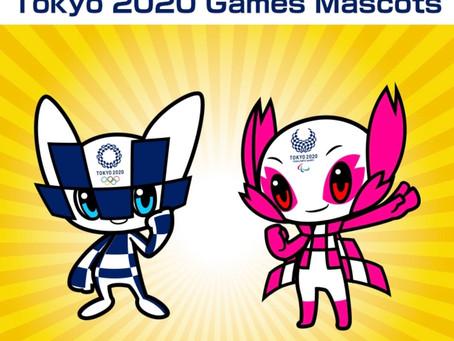 Tokyo escogió sus mascotas para los Juegos Olímpicos 2020.