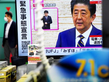Japon se declara en Estado de Emergencia en seis prefecturas