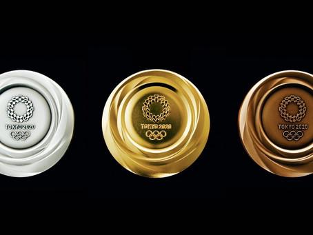 Las Medallas Olímpicas para Tokyo 2020