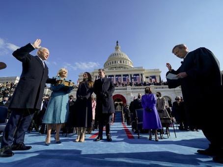 Joseph Robbinete Biden, Jr.  ell presidente número 47 de los EU