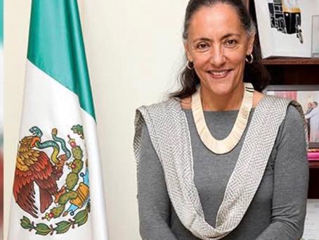 Sabías que la embajadora de México en Japón es Melba Paria