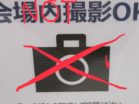 """No Fotos"" 100 será la multa en Kyoto"