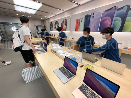 Apple en batalla legal con Epic Games