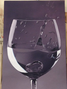 Reflective Object Painting