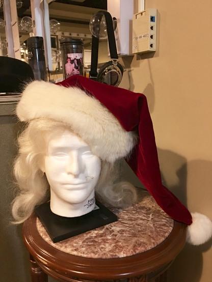 Santa's Hat for ELF