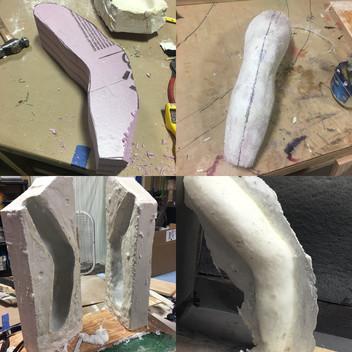 Elf Legs process