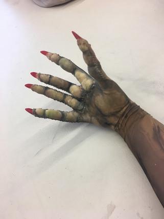 Zombie Hand Glove for FRANKENSTEIN