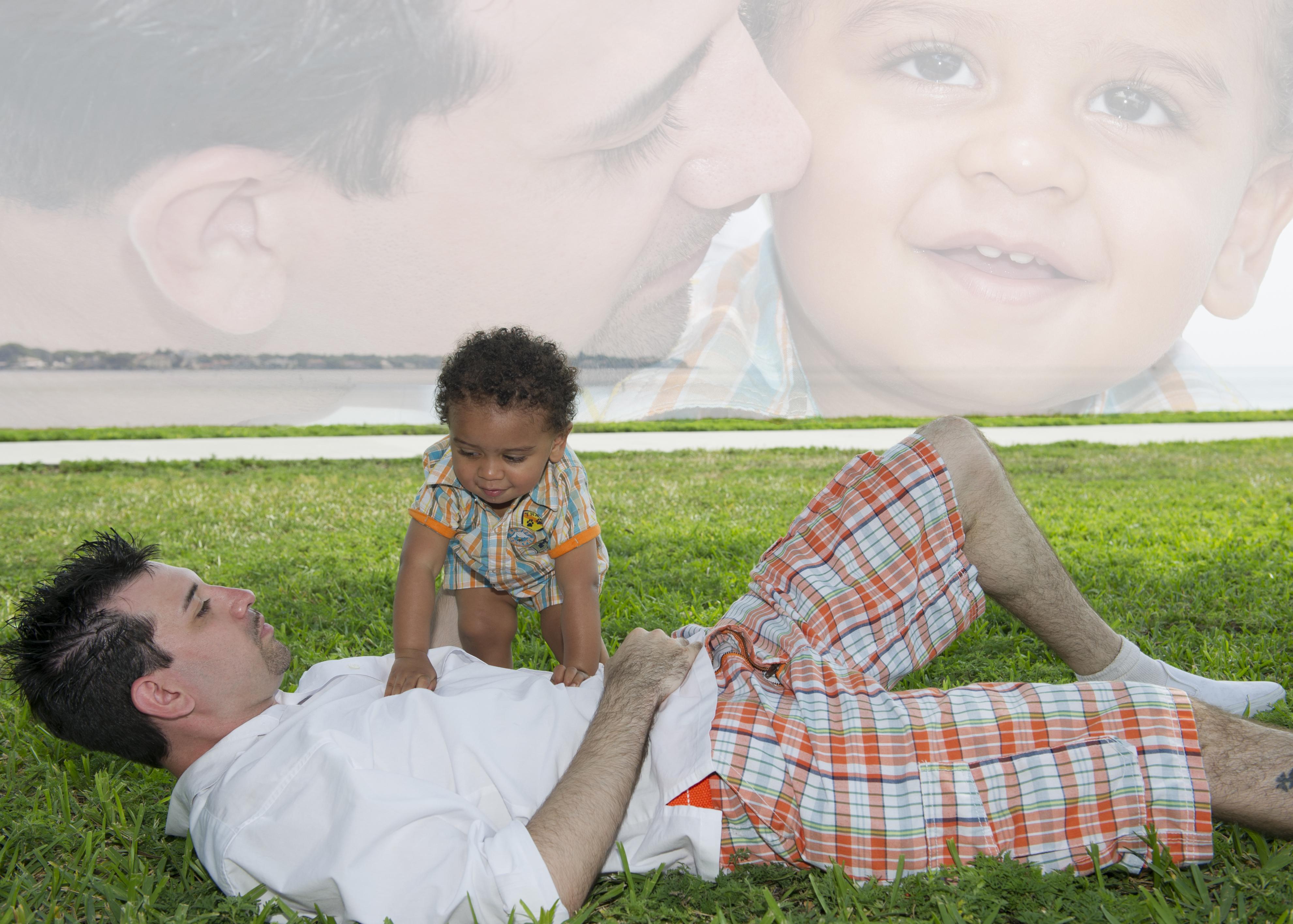 family portrait print on site