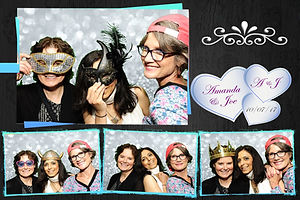 Charity photo booth images