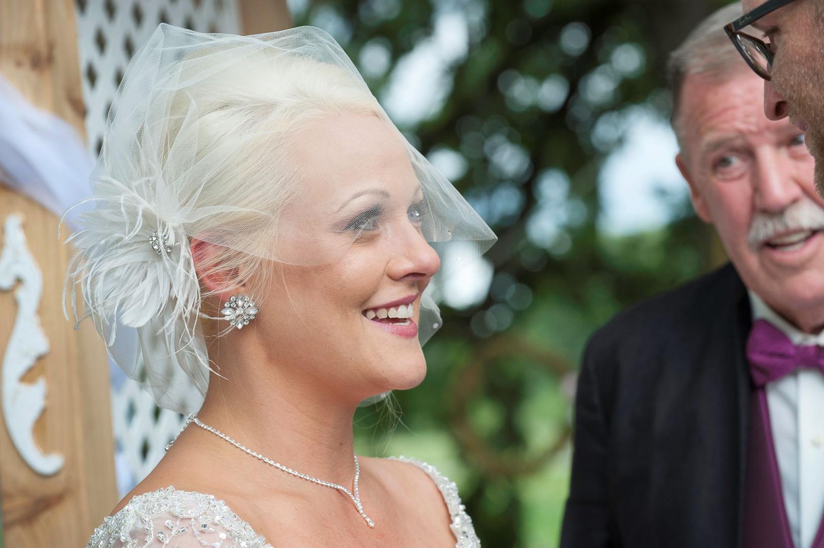 Wedding ceremony photography Minneapolis