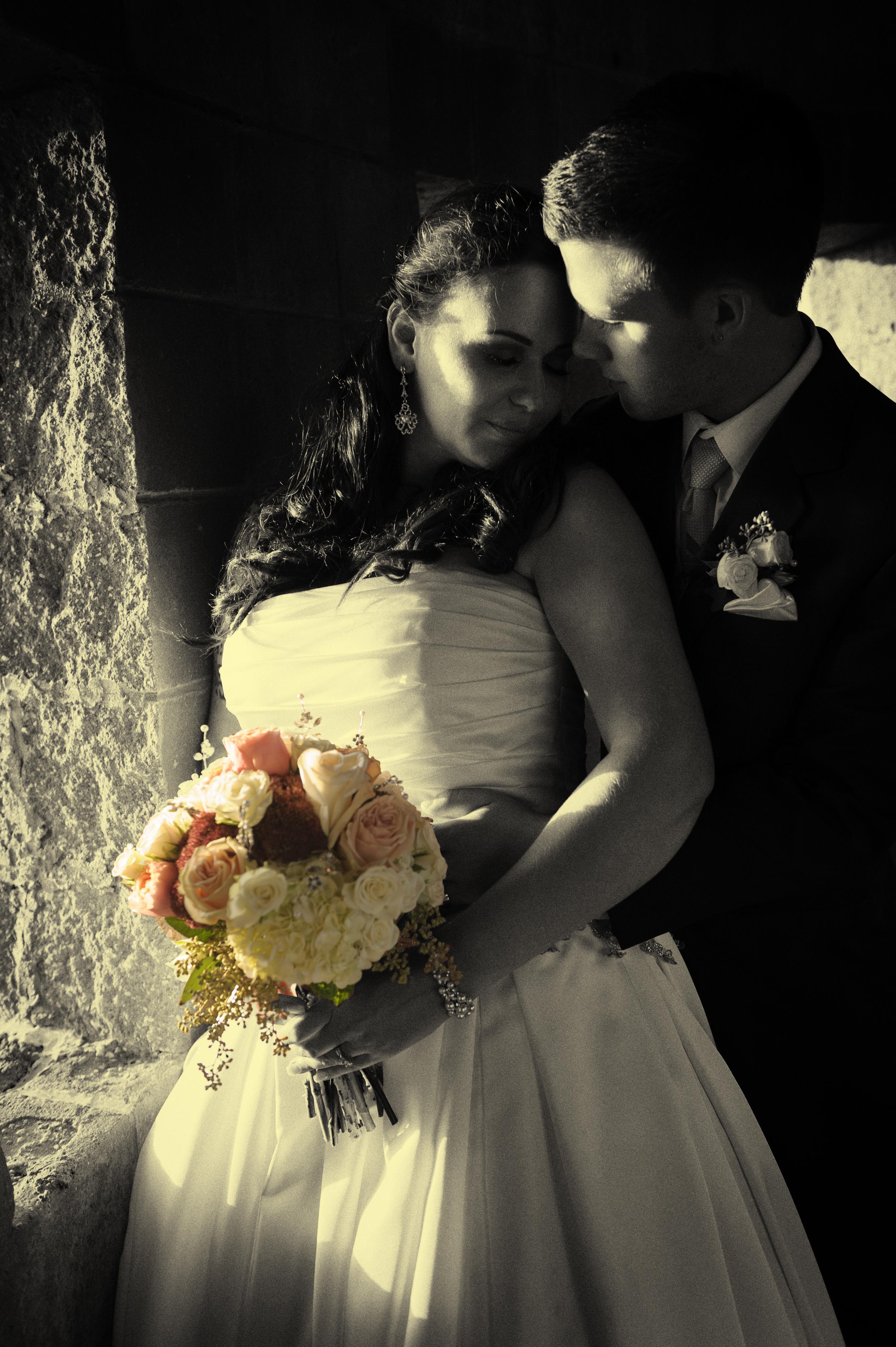 Couple wedding photography St Paul (1)