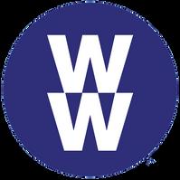 weight watchers logo photo booth rental.