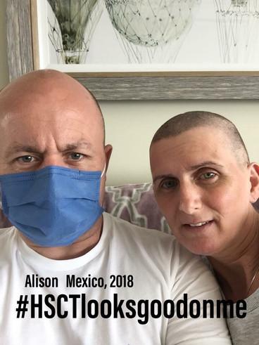 Alison, Mexico, 2018