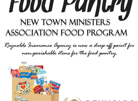 Food Pantry is in need of donations