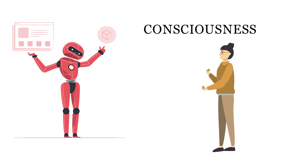 Robots cannot become conscious