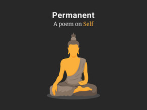 Permanent | A Poem on Self