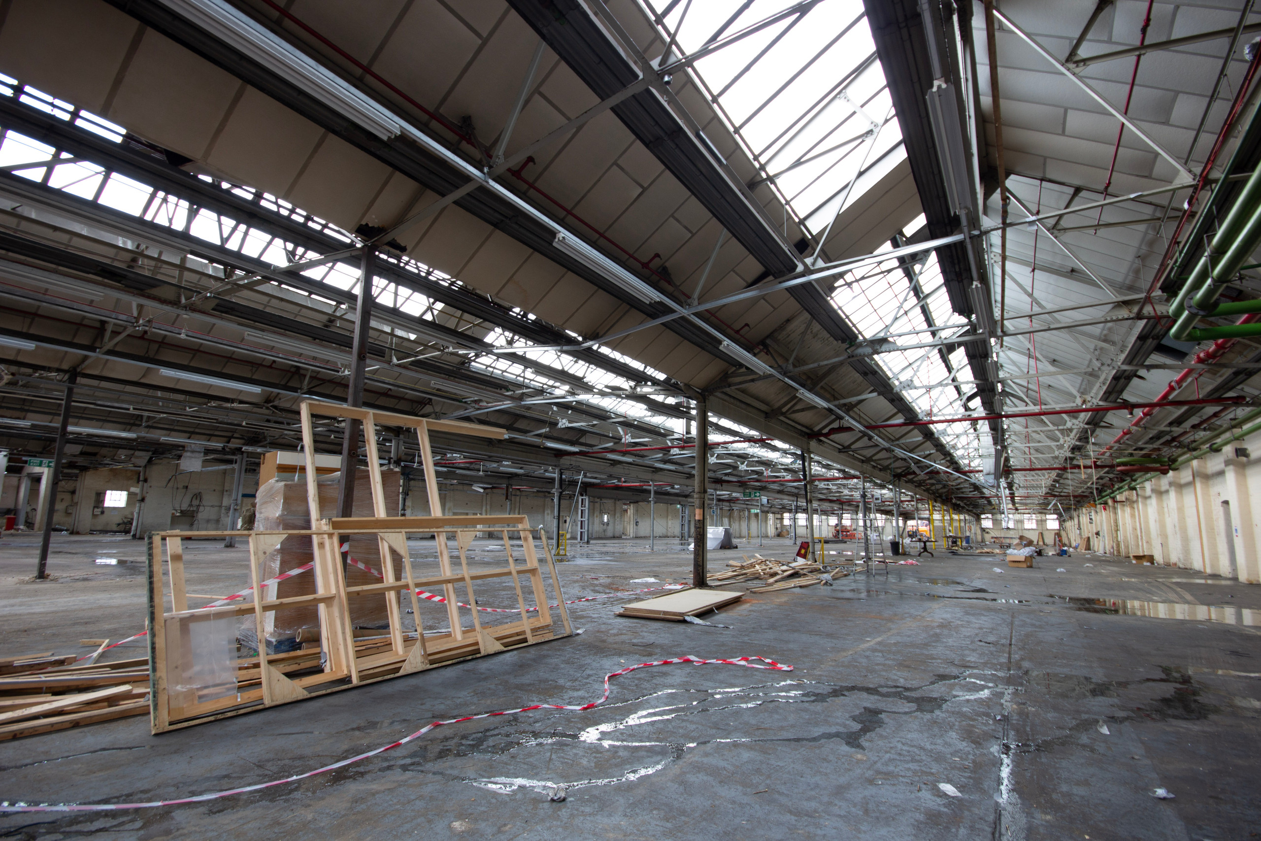 The Main Printing Warehouse