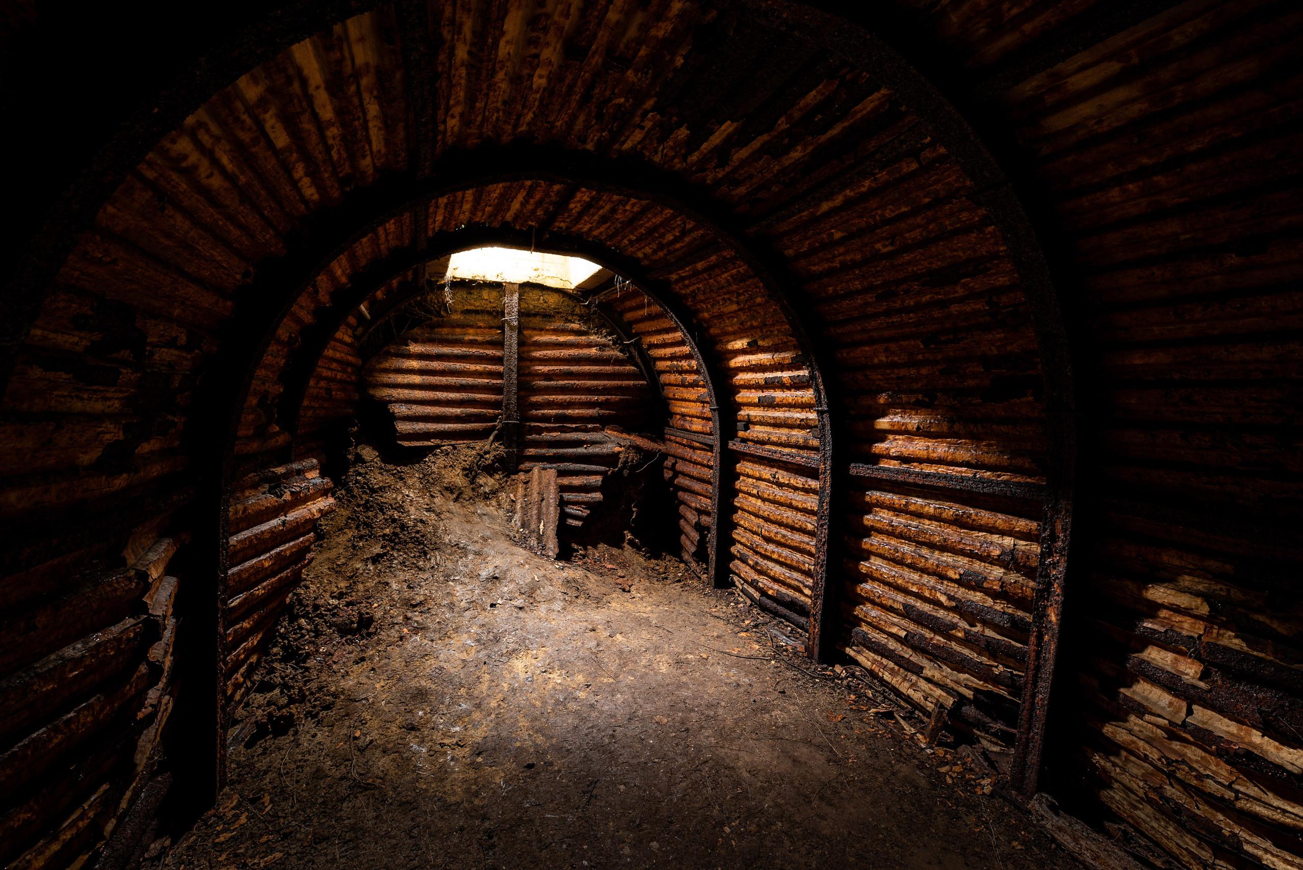 ARP Shelter Interior