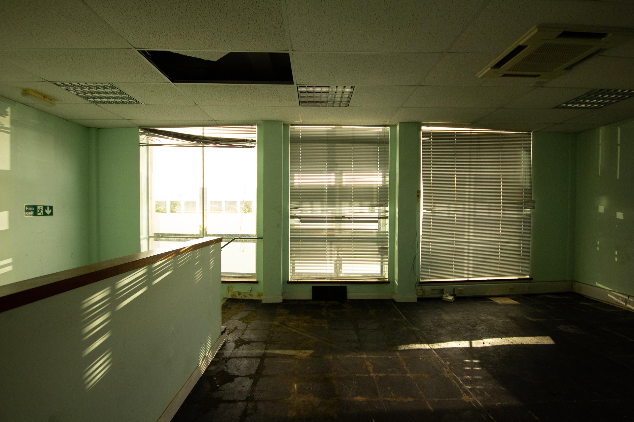 Cox & Wyman Offices