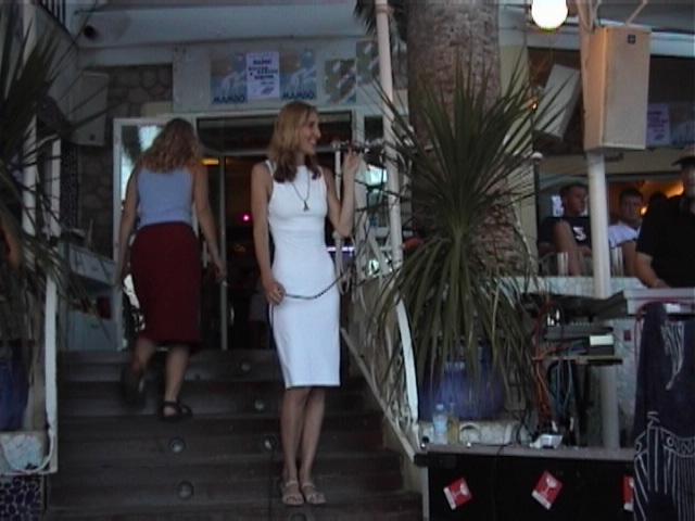 Sunset, Cafe Mambo, Ibiza