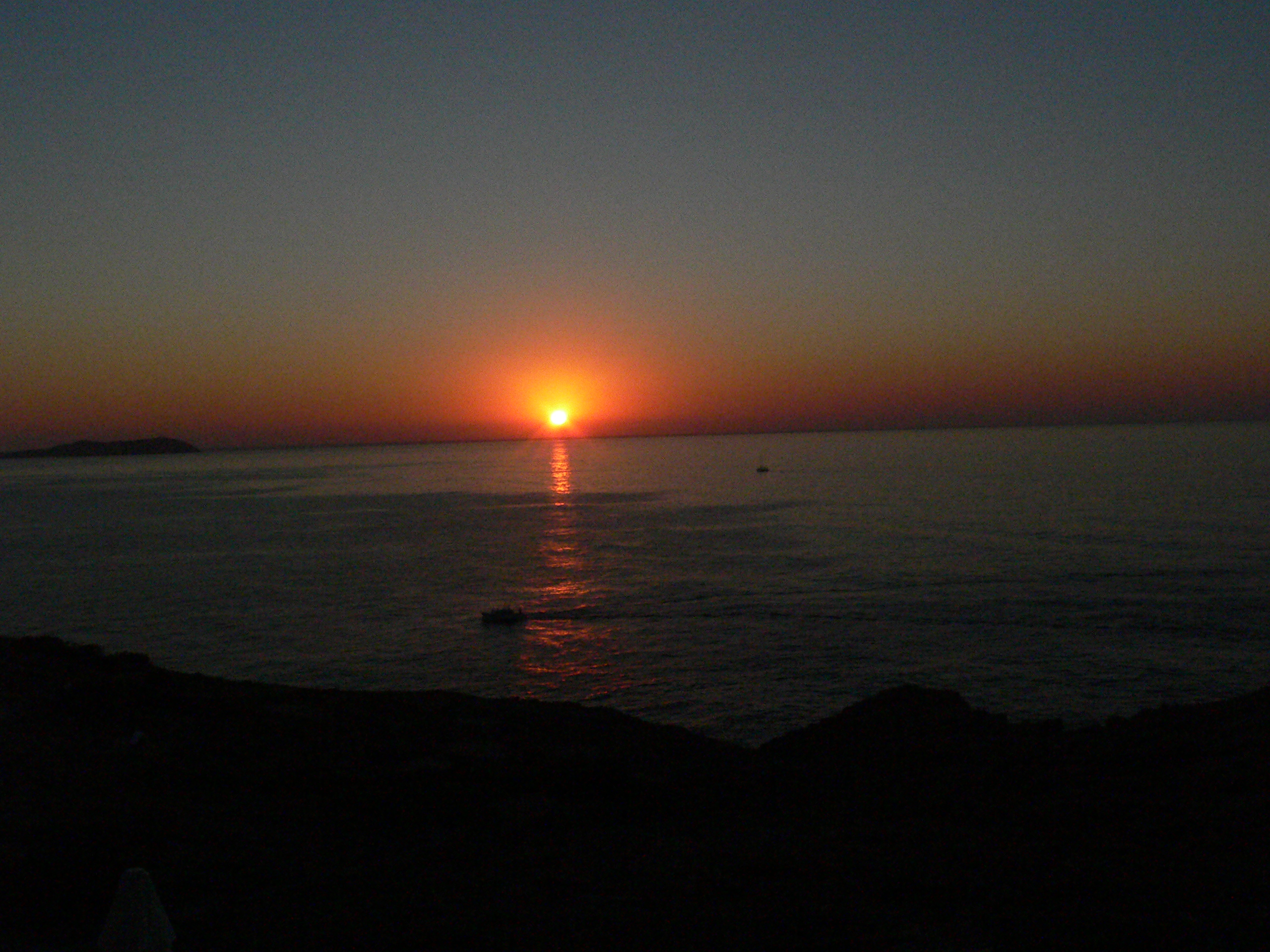 La Torre sunset, Ibiza