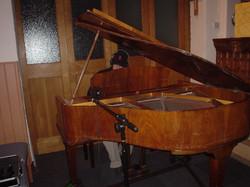 Mark grand piano