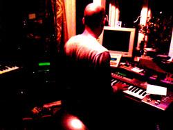 Mark in studio 2