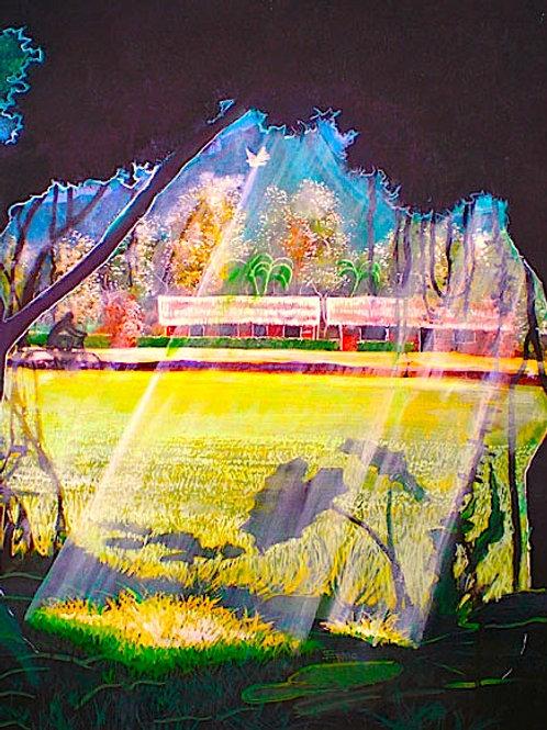 Relative energy, Original painting
