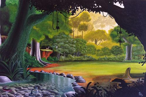 Plasticity original Painting