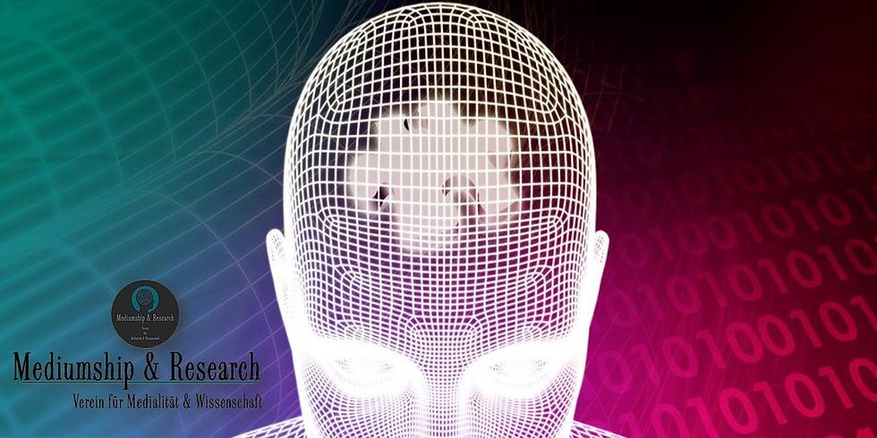 "Vortrag ""Mediumship - Research"""