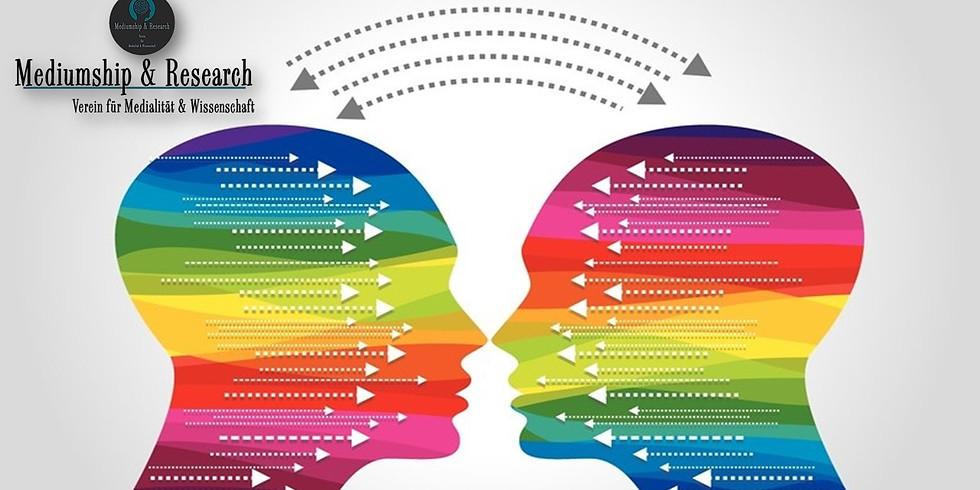 """""""Medialität - mit anderen Sinnen eine andere Realität erfahren!"""""""