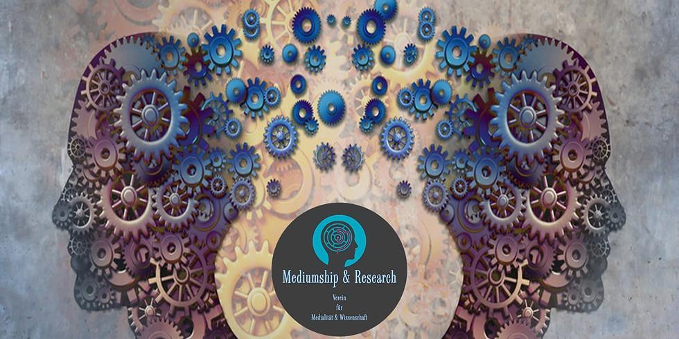 Vortrag: Medialität - mit anderen Sinnen eine andere Realität erfahren!
