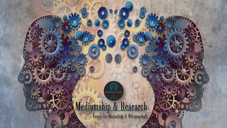 """""""Mediumship & Research stellt seine Arbeit vor!"""