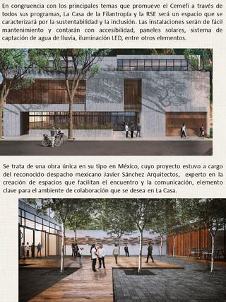 Inicio de Obra Edificio Campos CEMEFI