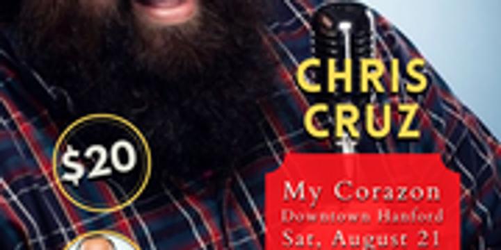 STANDUP COMEDY#2 Featuring Chris Cruz