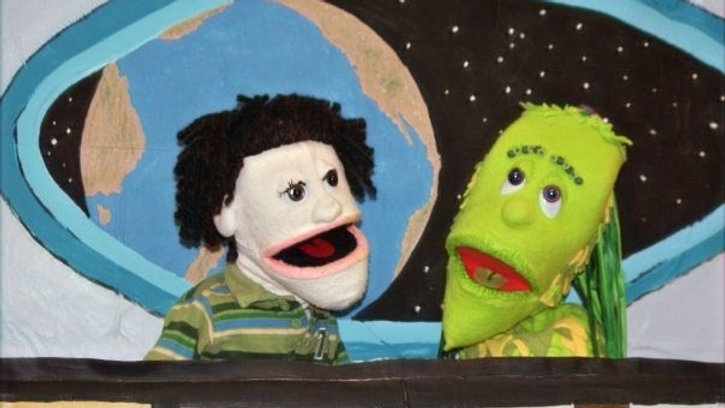 Birthday Party Puppet Show