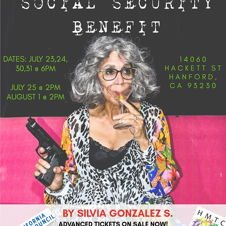 Death of a Social Security Benefit (buy tickets at hmtc.ticketleap.com)
