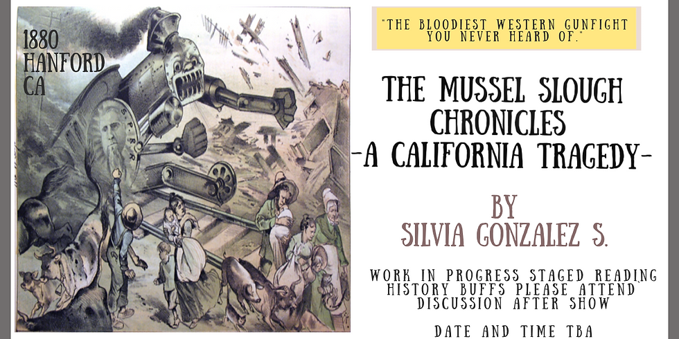 The Mussel Slough - A California Tragedy