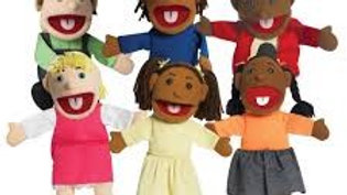 TUESDAY Puppet Classes