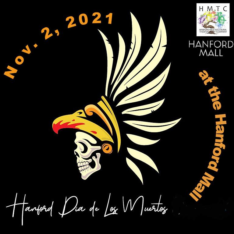 Hanford Dia de Los Muertos 2021 at the Hanford Mall