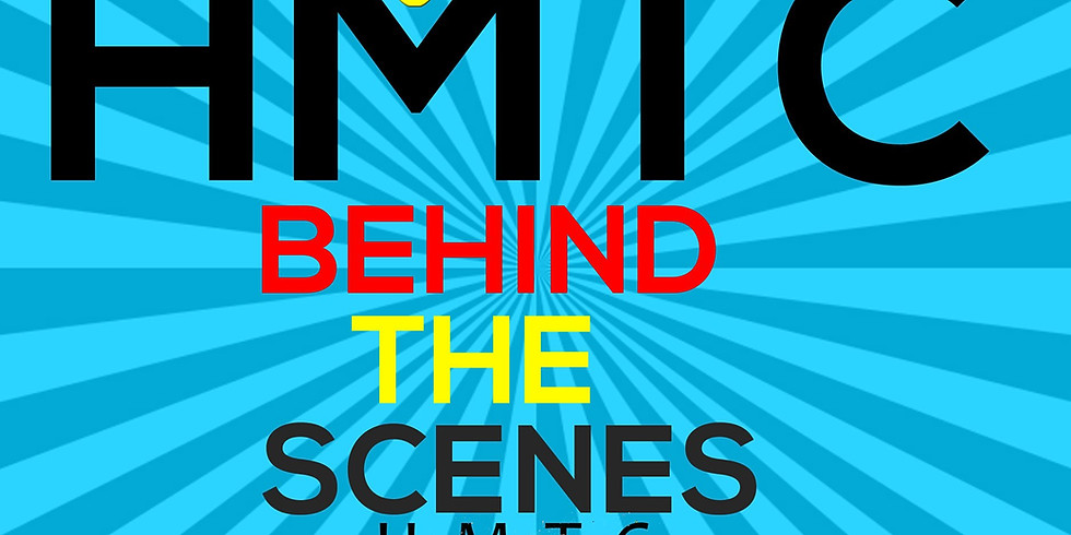 HMTC Behind the Scenes Podcast
