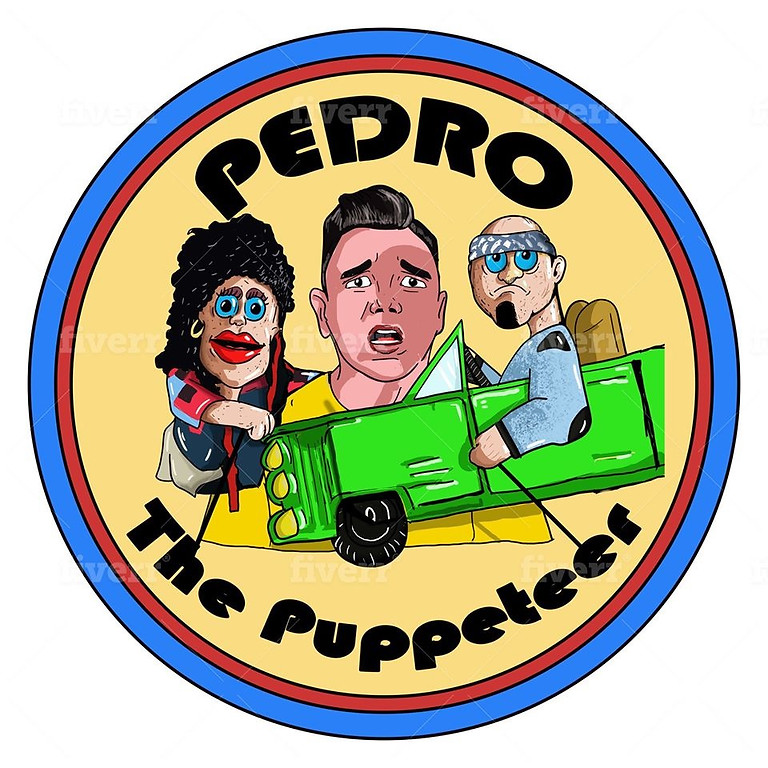 Pedro the Puppeteer at the Hollywood Fringe Festival