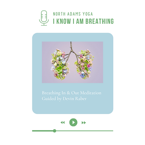 Breathing In & Out Meditation