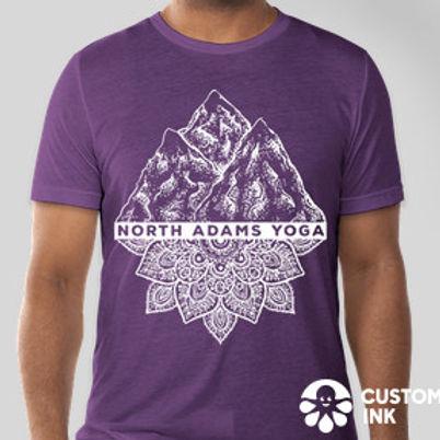 Purple Unisex T-Shirt