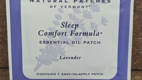 Sleep Essential Oil Patch