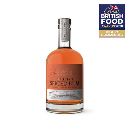 English Spiced Rum